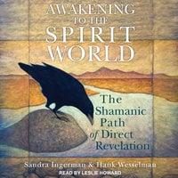 Awakening to the Spirit World: The Shamanic Path of Direct Revelation - Sandra Ingerman, Hank Wesselman