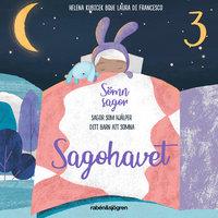 Sömnsagor 3 - Sagohavet - Helena Kubicek Boye