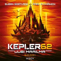 Kepler62 Uusi maailma: Saari - Bjørn Sortland