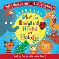 What the Ladybird Heard on Holiday - Julia Donaldson