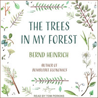 The Trees in My Forest - Bernd Heinrich