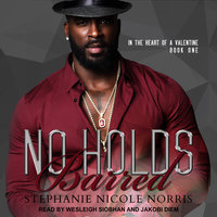 No Holds Barred - Stephanie Nicole Norris
