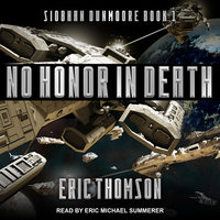 No Honor in Death - Eric Thomson
