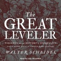 The Great Leveler - Walter Scheidel