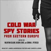 Cold War Spy Stories from Eastern Europe - Valentina Glajar, Alison Lewis, Corina L. Petrescu