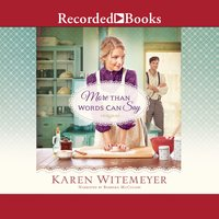More Than Words Can Say - Karen Witemeyer