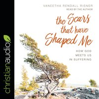 Scars That Have Shaped Me: How God Meets Us in Suffering - Vaneetha Rendall Risner