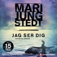 Jag ser dig - Mari Jungstedt
