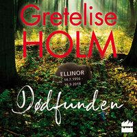 Dødfunden - Gretelise Holm