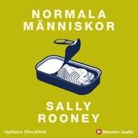 Normala människor - Sally Rooney