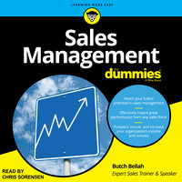 Sales Management For Dummies - Butch Bellah