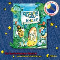 Geschöpf der Nacht - Andreas Schmittberger