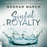 Tainted Prince - Band 3: Sinful Royalty - Meghan March