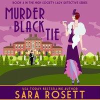 Murder in Black Tie - Sara Rosett