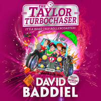 The Taylor TurboChaser - David Baddiel