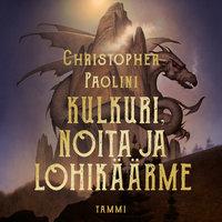 Kulkuri, noita ja lohikäärme - Christopher Paolini