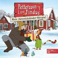 Pettersson und Findus: Mein Adventskalender-Hörspiel - Sven Nordqvist, Angela Strunck