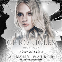 Infinity Chronicles Book Four: A Paranormal Reverse Haram - Albany Walker