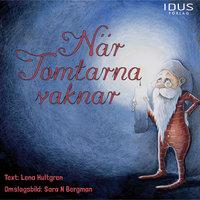 När tomtarna vaknar - Lena Hultgren