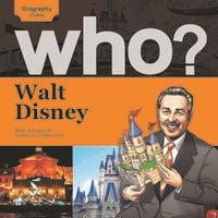 who? Walt Disney - Soojung Lee