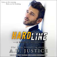 Hard Line - A.D. Justice