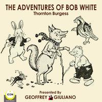 The Adventures of Bob White - Thornton Burgess