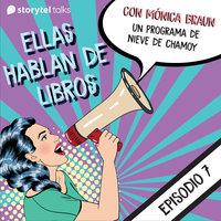 Abril G. Karera: Booktuber y feminista T01E07 - Mónica Braun