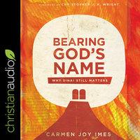 Bearing God's Name: Why Sinai Still Matters - Carmen Joy Imes