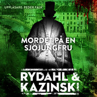 Mordet på en sjöjungfru - A.J. Kazinski, Thomas Rydahl