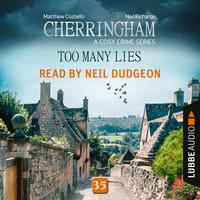 Too Many Lies - Matthew Costello, Neil Richards