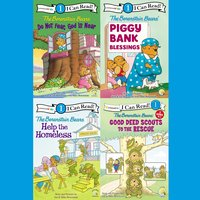 The Berenstain Bears (I Can Read Collection 1) - Jan Berenstain, Mike Berenstain, Stan Berenstain