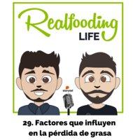 Podcast realfooding: Ep:29: Pérdida de grasa - Carlos Ríos, Sergio Calderón