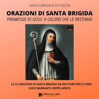 Orazioni di Santa Brigida - Santa Brigida
