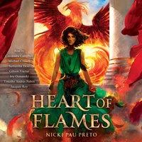 Heart of Flames - Nicki Pau Preto
