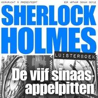 Sherlock Holmes - De vijf sinaasappelpitten - Arthur Conan Doyle