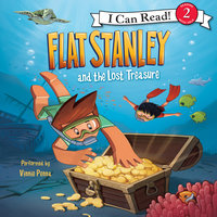 Flat Stanley and the Lost Treasure - Jeff Brown