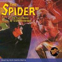 The Spider #18 The Flame Master - Grant Stockbridge