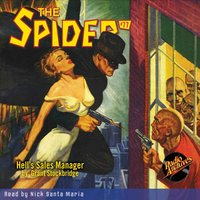 The Spider #77 Hell's Sales Manager - Grant Stockbridge