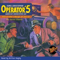 Operator #5 #25 Crime's Reign of Terror - Curtis Steele