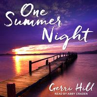 One Summer Night - Gerri Hill