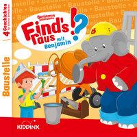 Find's raus mit Benjamin: Baustelle - Matthias von Bornstädt