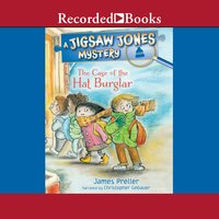 The Case of the Hat Burglar - James Preller