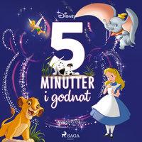 Fem minutter i godnat - Disneys klassikere - Disney