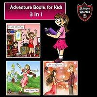 3 Adventure Stories for Children - Jeff Child