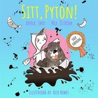 Valpvarning – Sitt, Pyton! - Anna Ehn och Mia Öström