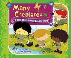 Many Creatures - Laura Purdie Salas