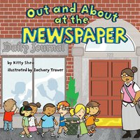 Out and About at the Newspaper - Kitty Shea