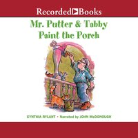 Mr. Putter & Tabby Paint the Porch - Cynthia Rylant
