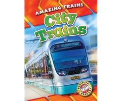 City Trains - Christina Leighton