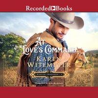 At Love's Command - Karen Witemeyer